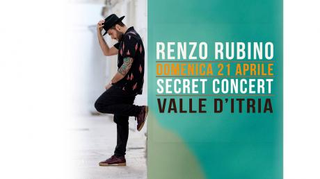 Renzo Rubino - Secret Concert Doppio Set [UPDATED]