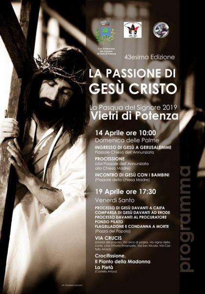"""XLIII edizione de """"La Passione di Gesù Cristo"""""""