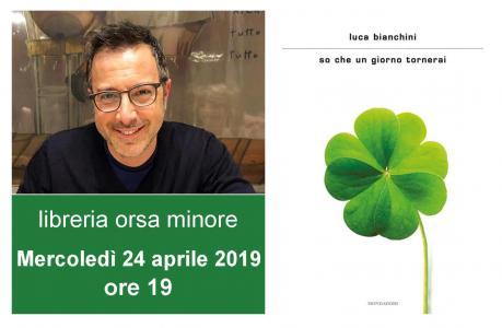 incontro con Luca Bianchini