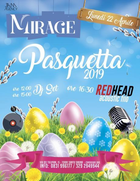 Pasquetta 2019 at Mirage (Torre Santa Sabina)