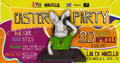 Easter Party @ Lab Ex Macello