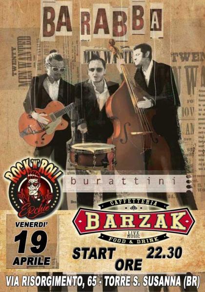 Barzak - Barabba