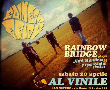 Rainbow Bridge live at Al Vinile