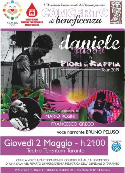 Fiori di Raffia tour 2019 - Rassegna Stampa