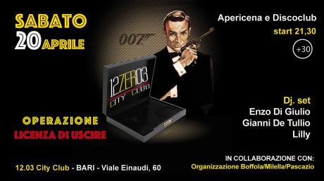 Operazione 007 Licenza di Uscire