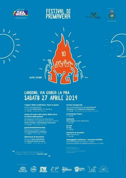 Giornata Conclusiva del Festival di Primavera - Associazione Fucarazza