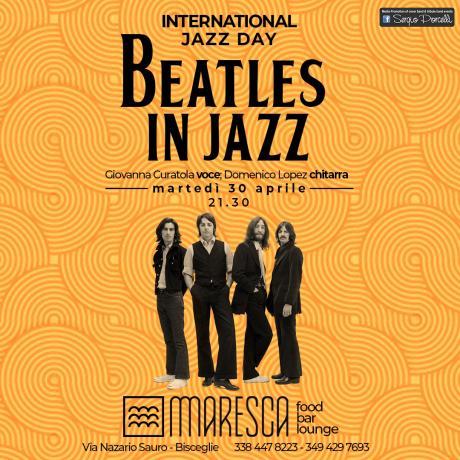 International Jazz Day a Bisceglie - Beatles in Jazz