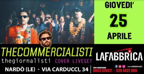 """Ultimo LIVE di primavera con """"TheCommercialisti"""""""