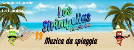Los Strimpellas - Musica da Spiaggia - La Rambla
