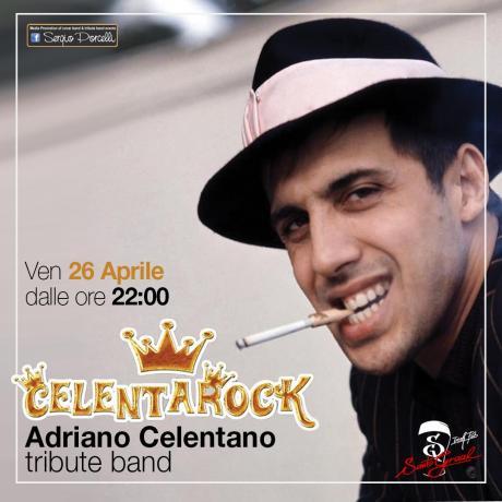 Celentarock tributo Adriano Celentano a Trani