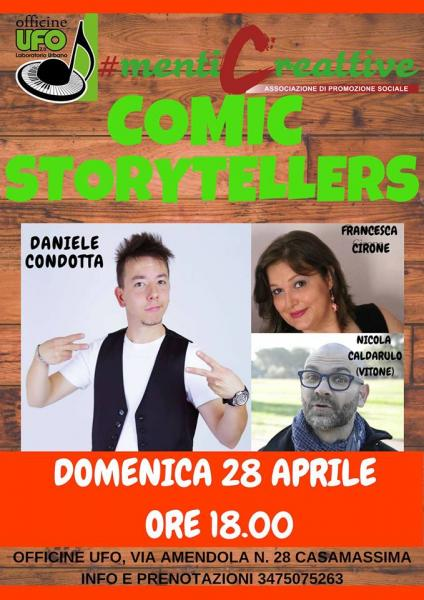 COMIC STORYTELLERS