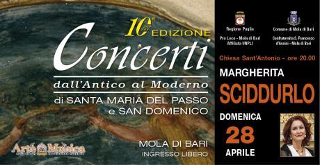 """4° Concerto del Festival Organistico Internazionale """"Santa Maria del Passo"""""""