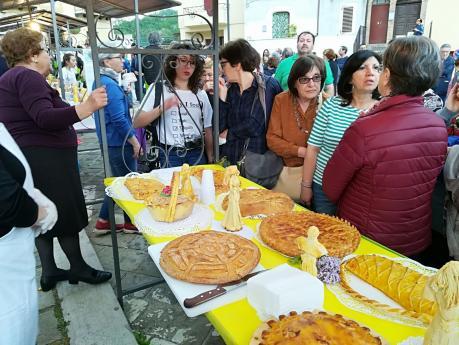 Torna la Festa di Primavera ad Oliveto Lucano! Ecco il programma