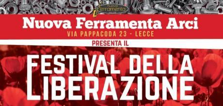 """Prima giornata del """"Festival della liberazione"""""""