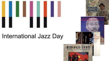 International Jazz Day @ Zapoj - Vincenzo Altini in vinyl jazz dj set