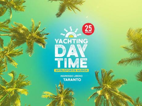 Yachting Day Time - party ad ingresso libero