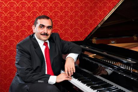 ACHILLE GIORDANO piano recital