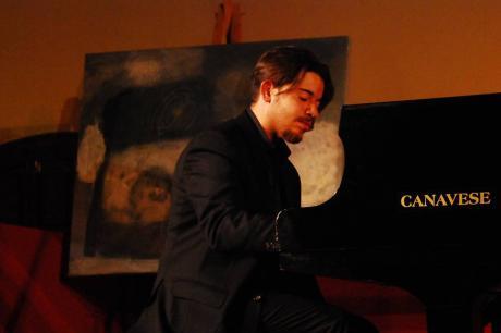 MARCO GRIECO piano recital