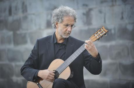GIANLUIGI GIGLIO guitar recital