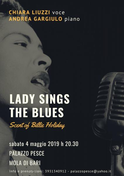 Lady sings the blues [omaggio a Bilie Holiday]