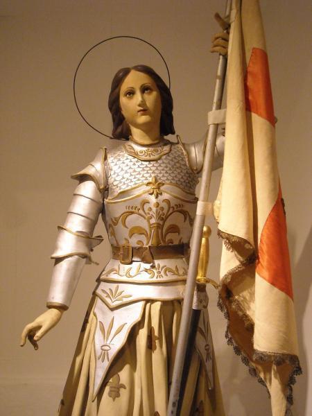 Ricorrenza di Santa Giovanna d'Arco