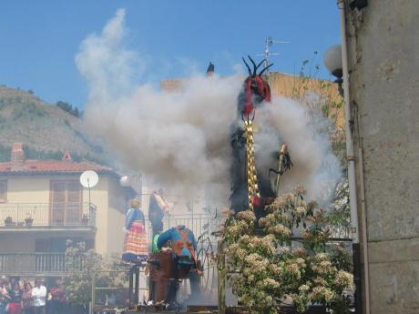 Festa della Madonna della Stella e dei Nusazit