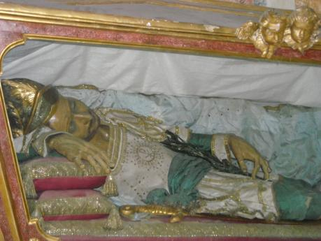 Ricorrenza di San Teodoro soldato e martire