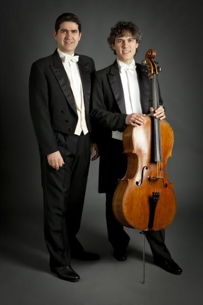 Viaggio in Europa - DUO DES ALPES   violoncello e pianoforte