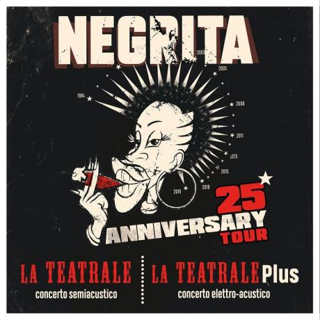 Negrita live concert a Martina Franca