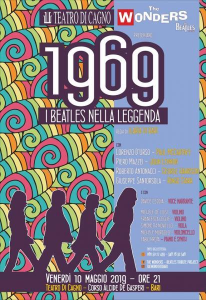 The Wonders presentano: 1969 I Beatles nella Leggenda