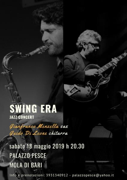 Swing Era [Menzella Di Leone Jazz Duo]