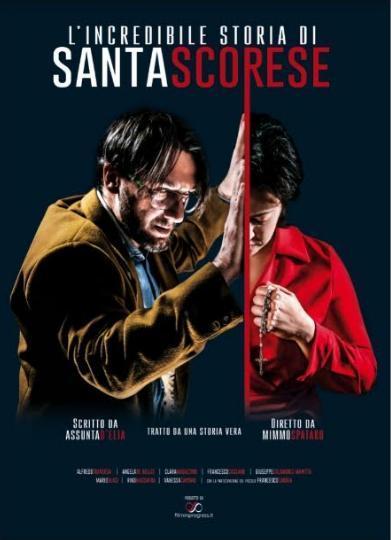 """Prima del film """"L'incredibile storia di Santa Scorese"""""""