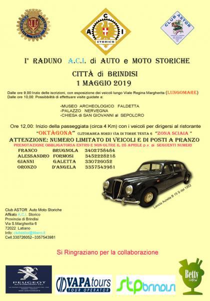 RADUNO DI AUTO STORICHE