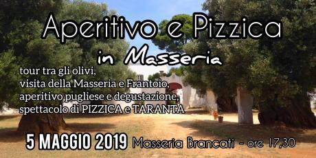 Aperitivo e Pizzica in Masseria - II Ed.