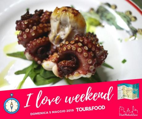 TOUR AND FOOD [I LOVE WEEKEND BY VISIT MOLA DI BARI]