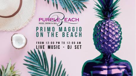 1 Maggio on the Beach Monopoli!