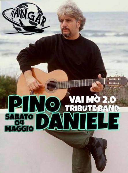 4°Anniversario e Concerto PINO DANIELE segue Dj. Music Italiana