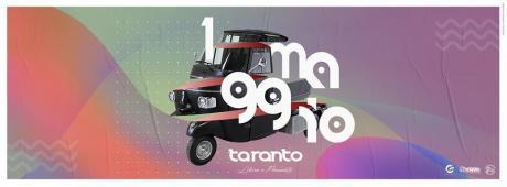 Uno maggio libero e pensante - Taranto
