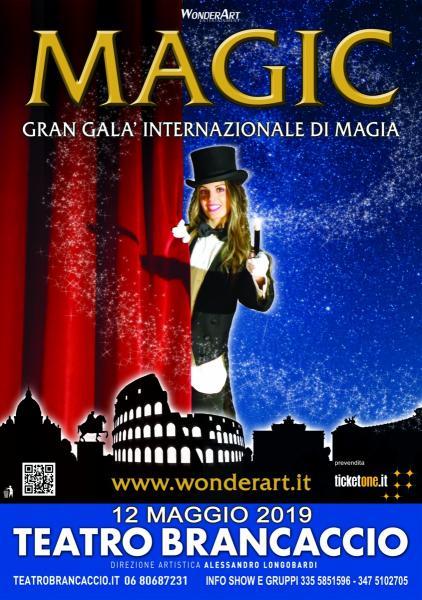 Magic: artisti, maghi e illusioni arrivano sul tram a Roma
