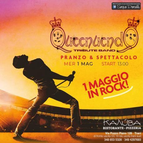 1 Maggio in Rock - Queenuendo tribute band a Trani