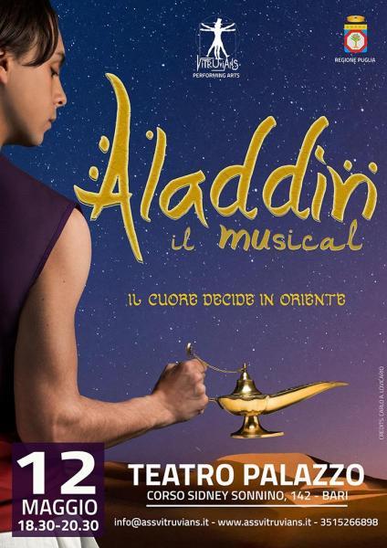 Aladdin, il musical - Il cuore decide in Oriente