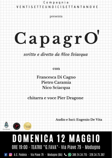CapagrO'