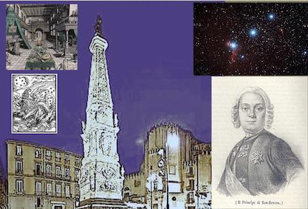 1 MAGGIO 2019 LUMINA MENTIS: ESOTERISMO ED ALCHIMIA, ARCANI LUOGHI NELLA NAPOLI DEL '700