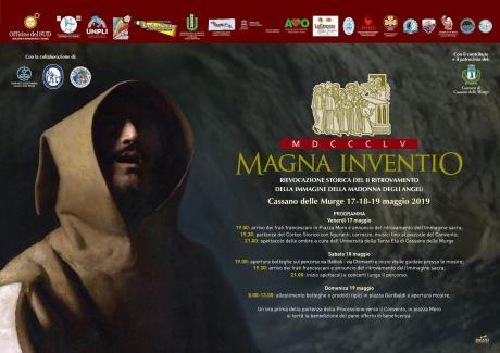 MAGNA INVENTIO - La seconda scoperta dell'Immagine della Madonna degli Angeli nella Grotta del Convento