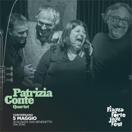 Patrizia Conte Quartet a Conversano