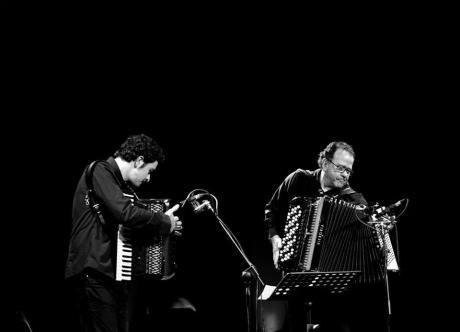 Vince Abbracciante Terranima Quintetto in concerto