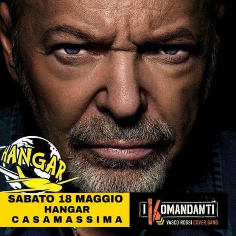 Concerto I Komandanti Vasco Rossi Tribute + Dj.rock disco
