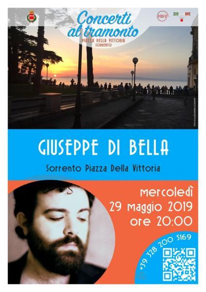 Concerti al tramonto 2°edizione - Giuseppe Di Bella Fuddia live