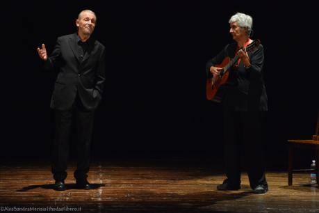 La ballata del carcere di Reading con Umberto Orsini e Giovanna Marini