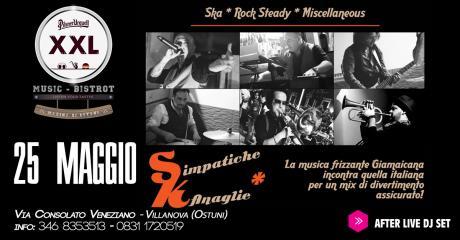 Simpatiche Kanaglie Live at Xxl Music Bistrot